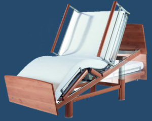 Volker adjustable electric bed
