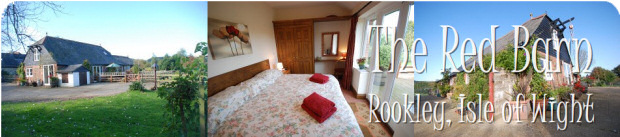 The Red Barn, Rookley - Isle of Wight self catering accommodation